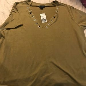 F21 Plus shirt